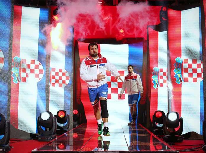 Croatian mens handball team win bronze to qualify for France 2017