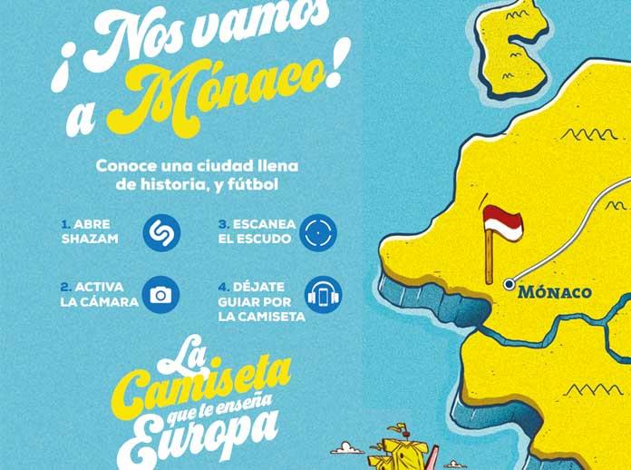 Ya está disponible la primera audioguia del Villarreal CF que te enseña Europa