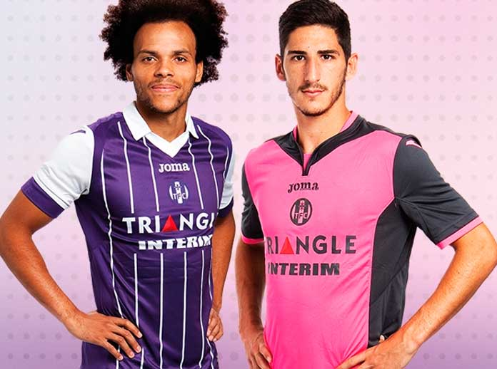 Toulouse shirt voted one of the most beautiful in France