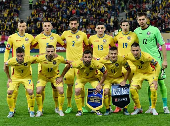Rumanía, imbatida en la clasificación para el Mundial de 2018
