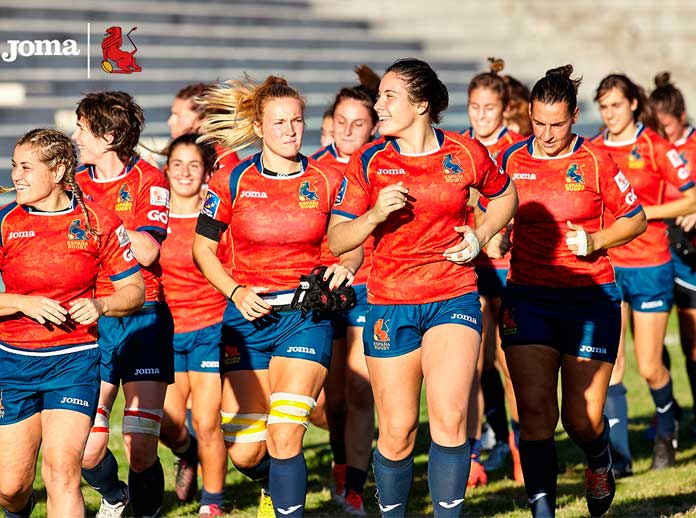Spain's Women's Rugby team qualifies for the 2017 World Cup
