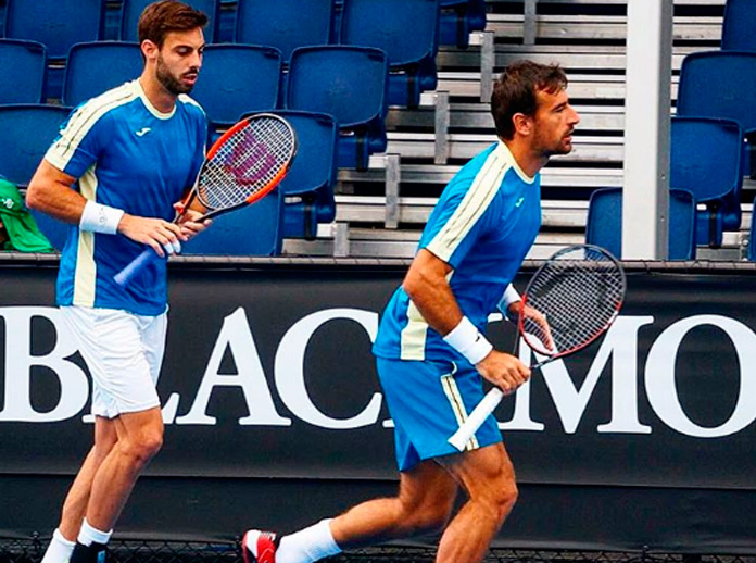 Carreño, Dodig and Granollers looking for glory in the Australian Open