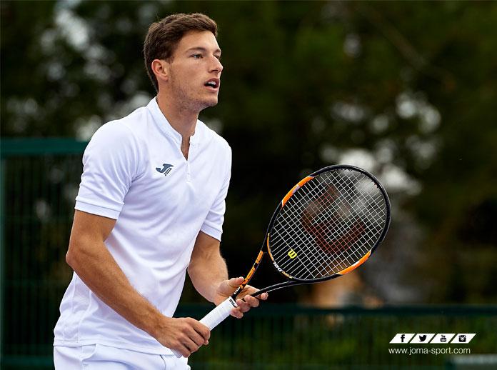 Carreño consigue el título de dobles en el Río Open