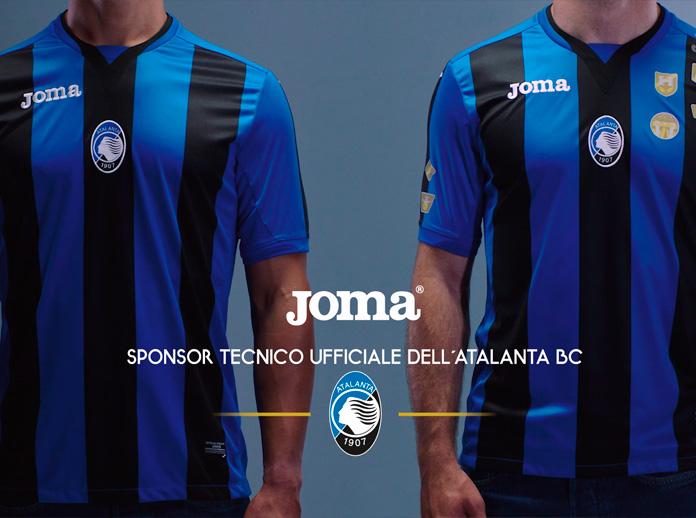 """Joma lancia """"I Distintivi del Tifoso"""" per personalizzare la maglia della tua squadra e chiarire che tipo di tifoso sei"""