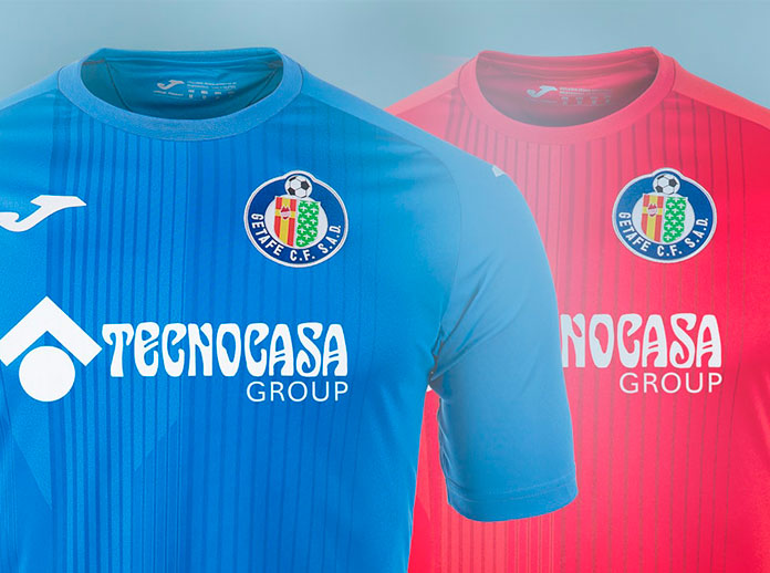 Joma, as technical sponsor of Getafe CF, presents the official shirt for the 2017/2018 season.